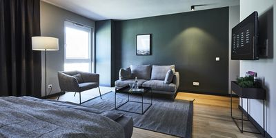 Photo for Luxury with terrace - Design Serviced Apartment in Wolfsburg