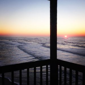 Photo for ''The Top'' On Topsail.  Top Floor Oceanfront, Top Of The Island