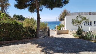 Photo for Alfa Ma beach front - Two Bedroom House, Sleeps 6