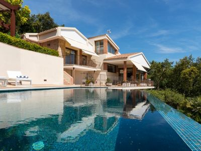 Photo for DANLUX ALICE. LUXURY VILLA WITH SWIMMING POOL