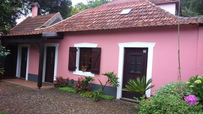 Photo for Rural Tourism - Laurissilva Forest, natural park - 8km from the beach - Free Wifi