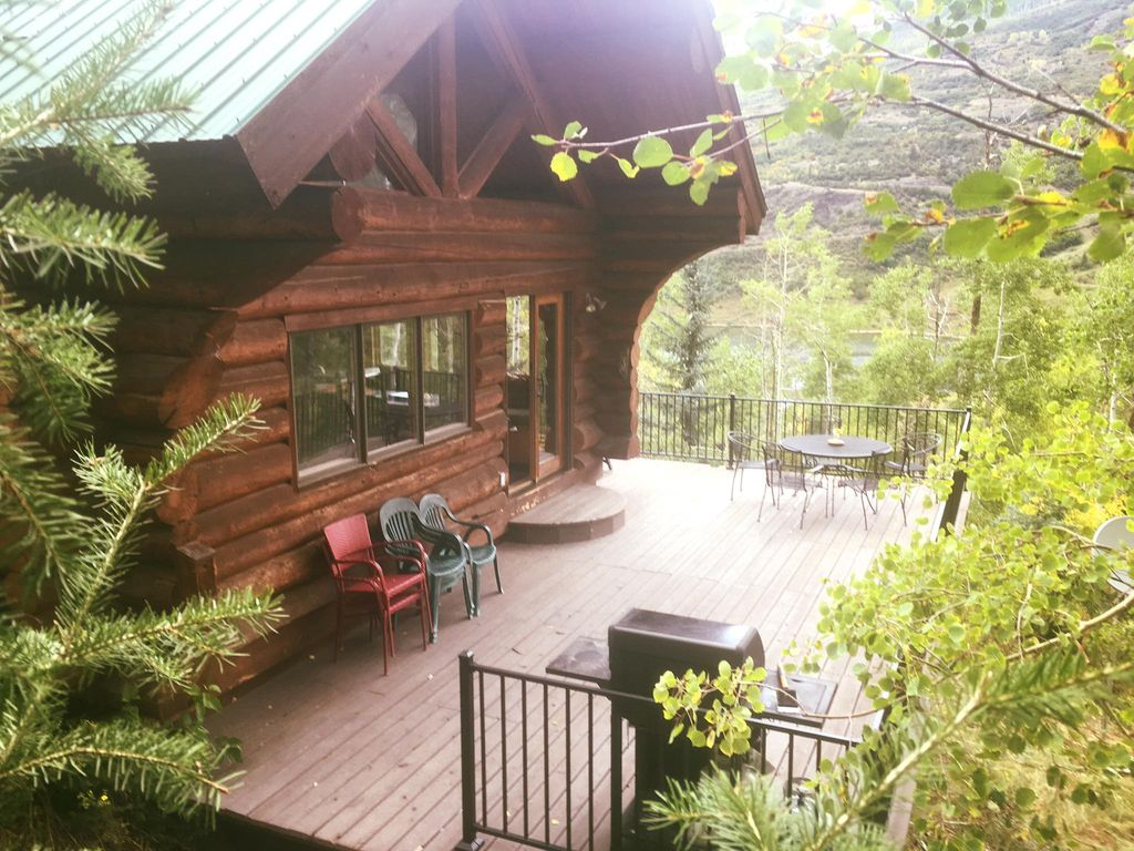 YULE CREEK LODGE 53 Acres Of Privacy And Ea   VRBO