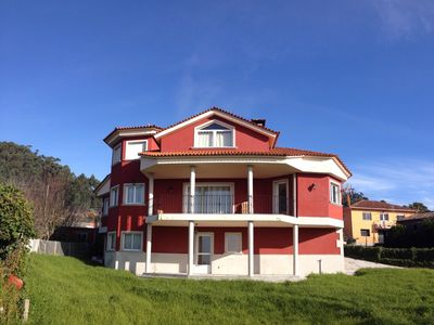 Photo for Luxury Rural Villa open view over Miño River, 6 beds, 3 baths on a 2000m2 plot