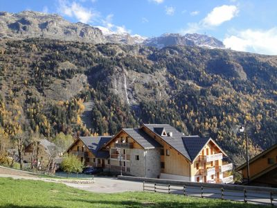 Photo for 1BR Condo Vacation Rental in Vaujany