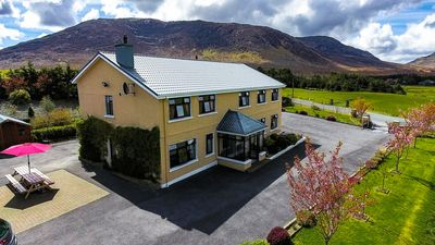 Photo for Perfect group getaway to Connemara, Galway. 7 bedroom, 7 bathrooms. Amazing view