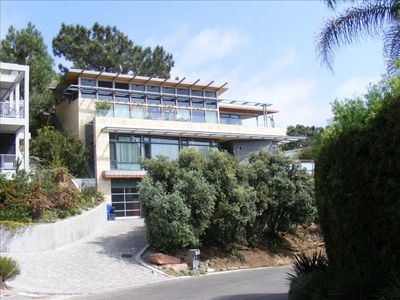 Ocean View Estate Near Del Mar Beaches and Del Mar Race Track Monthly Rental