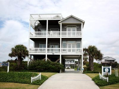 Photo for Angel's Rest: 4 Bed/4.5 Bath Professionally Furnished Home with Ocean Views