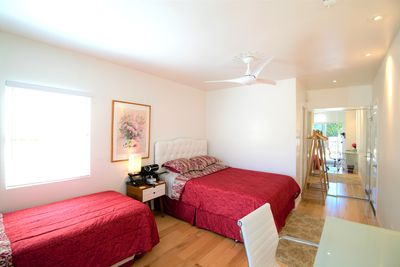 Very bright and spacious room