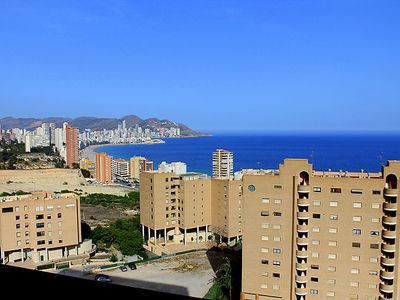 Photo for Apartment Coblanca 32 in Benidorm - 4 persons, 1 bedrooms