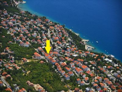 Photo for Holiday apartment Dramalj for 4 - 5 persons with 2 bedrooms - Holiday apartment