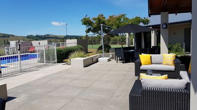 Photo for Luxury Accomodation in Central Hawkes Bay