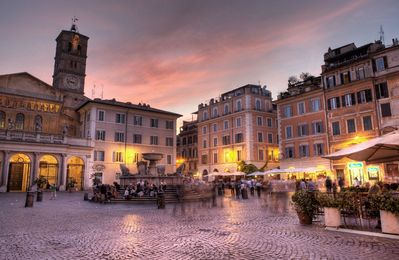 Photo for Apartment In Trastevere, Hearth Of Roman Nightlife