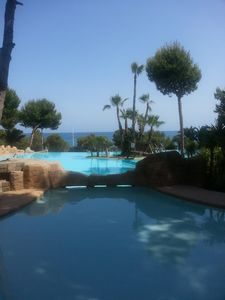 """Photo for SPECIAL OFFER  !! Luxury Villa in front of the Sea """"El Paraíso"""" with sea views"""