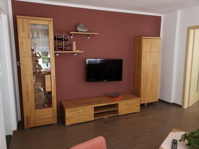 "Photo for Our holiday apartment ""Am Wald"""
