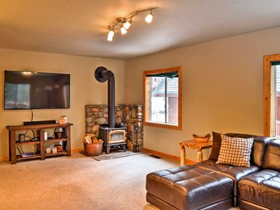 Photo for Tahoe Donner Home w/ Resort Amenities- Near Skiing