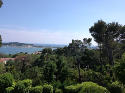 Photo for F2 45m2 with sea view