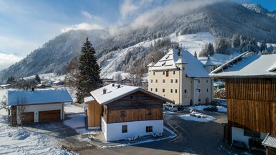 Photo for Stylishly renovated Moarhaus Chalet with private sauna
