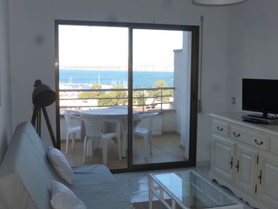 Photo for apartment terrace sea view C2