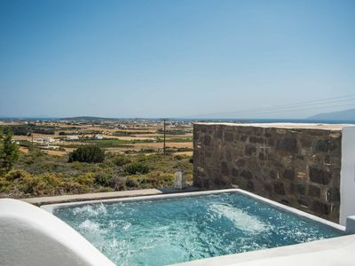 Photo for 3bed seaview villa-plunge pool