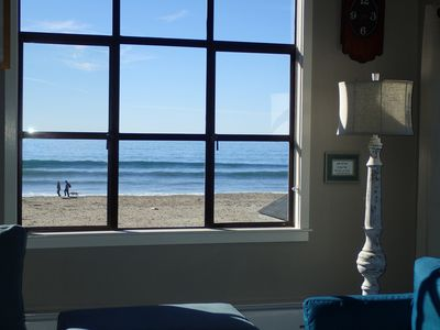 VOILA! Here's those Beach Views...Sea Blue is SECOND FROM BEACH.