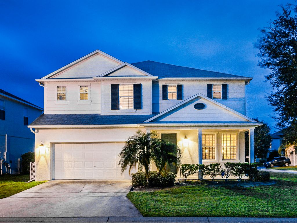 Generous Family Home W Private Pool Spa And Game Room Disney World Nearby Reunion Disney