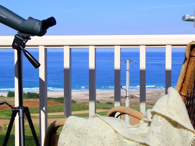 Photo for only oceanfront hideaway with fantastic views of the wild countryside