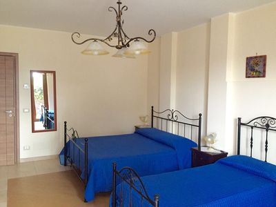 Photo for 1BR Apartment Vacation Rental in Trecastagni