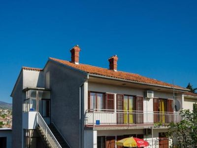 Photo for Holiday apartment Novi Vinodolski for 4 - 6 persons with 2 bedrooms - Holiday apartment