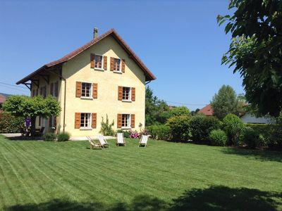 Photo for 6BR House Vacation Rental in Saint-Jorioz, Auvergne-Rhône-Alpes