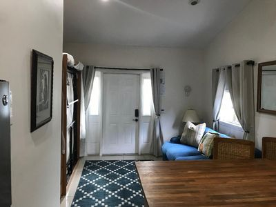 Photo for Cozy studio w/ pool and jacuzzi close to beach!