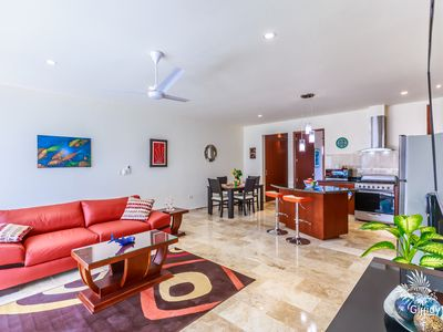 Photo for Downtown Brand new luxury 1 bedroom condo