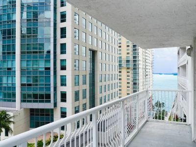 Photo for 1724 · 3 Bedroom@Brickell Following CLEANING Guidelines