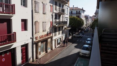 Photo for CENTER ST JEAN of LUZ + BEACH 2 MINS ON FOOT + WIFI + BALCONY + QUIET