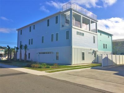 Photo for STUNNING Luxury 4BR New Construction/OCEAN VIEWS/Private Elevator in Heart of Kure Beach!