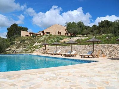 Photo for Holiday cottage Cala Domingos for 8 - 16 people with 6 bedrooms - Holiday home