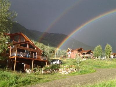 Photo for Mountain Retreat Of Your Dreams, Near Telluride