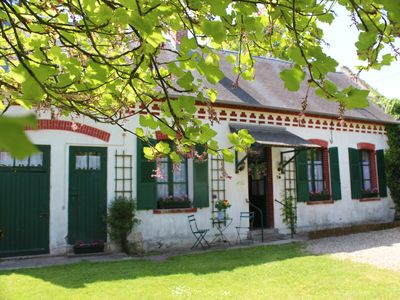 Photo for Farmhouse 8 people 3 ears lodging of France