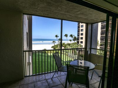 Welcome to Sandarac #404B,  your elegant yet beachy gulf-front address in paradise.