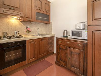 Photo for Nice apartment for 2 people with WIFI and TV