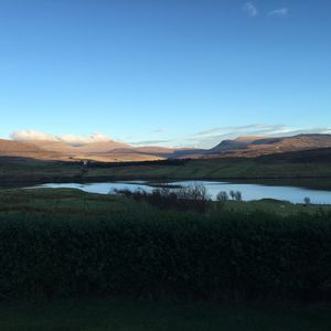 Photo for Cottage With Fantastic Loch And Mountain Views
