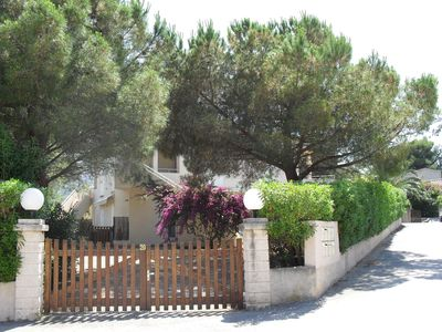 Photo for 1 bedroom air-conditioned apartment near the beach near Ile Rousse in Corsica