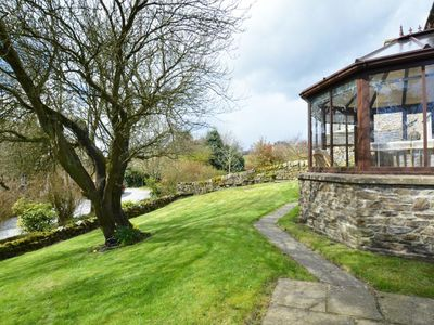 Photo for Stone-built holiday home 10km from Leyburn