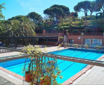 Photo for House - 2 Bedrooms with Pool and Sea views - 107073