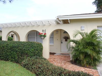 Photo for Home Away From Home with Heated Pool and 1 mile to beaches, shopping and more...