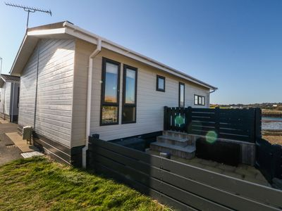 Photo for 19 GIMBLET ROCK, family friendly, with pool in Pwllheli, Ref 992787