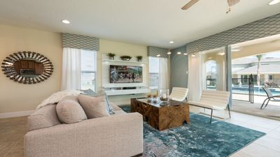 Photo for First Class Brand New Interior Designed Home 4 miles to disney/Free shuttle