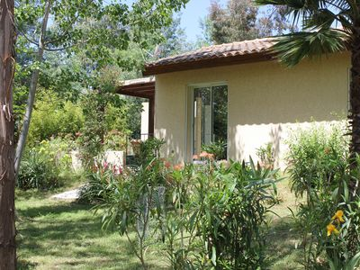 Photo for T2 houses, 4pers full nature, calm and quiet place, beach 5mn walk
