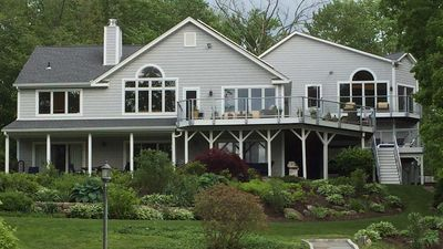 Photo for Candlewood Lake Perfection:  Large house w/ pool on the Lake that sleeps 13-19.