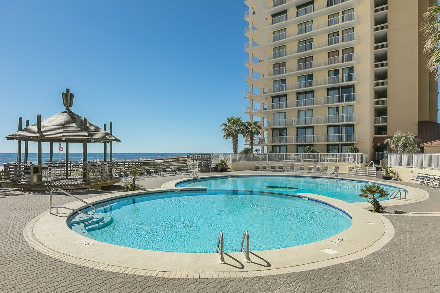 Summer House On Romar Beach #605A: 3 BR / 2 BA condo in Orange Beach, Sleeps 8