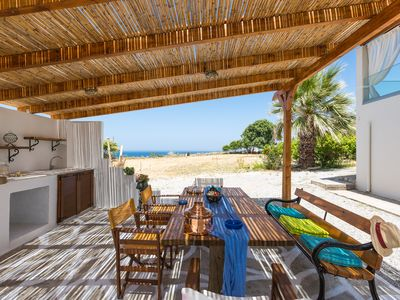 Photo for Villa Chrysalida, magnificent sea view, privacy and relaxation!